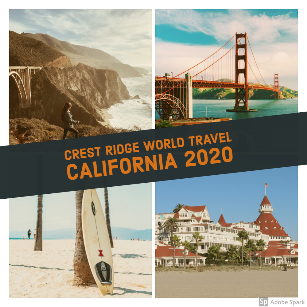 Informational/Enrollment Meeting for California 2020