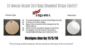 Design contest for students 7-12