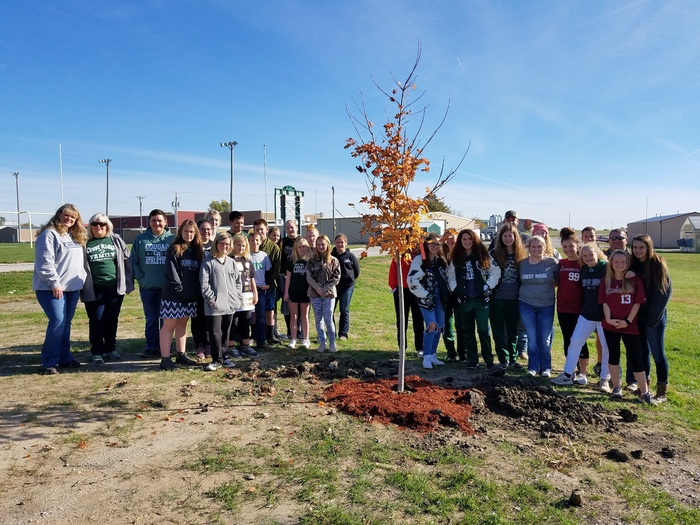 Family and classmates honor Conner's memory