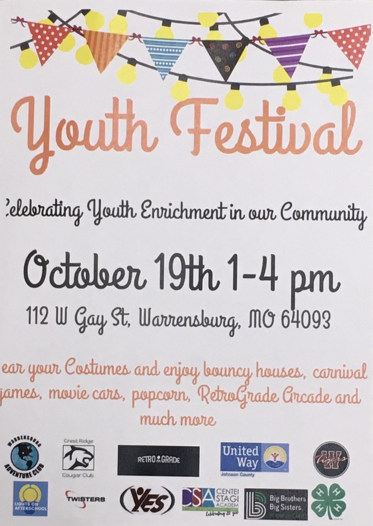Cougar Club Youth Festival