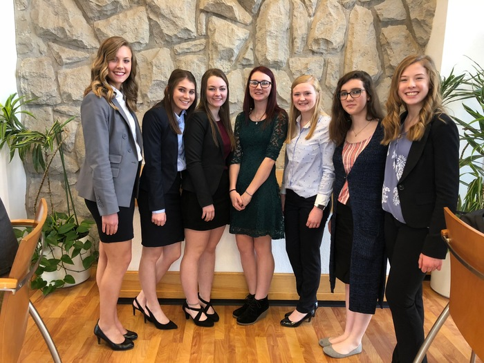 FCCLA Competes at UCM